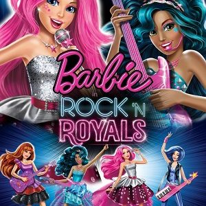 Barbie in Rock' N Royals