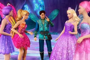 Barbie Mariposa and Her Butterfly Fairy Friends (2008)